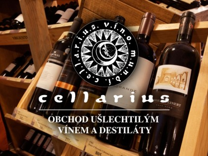 Wine Shop Cellarius